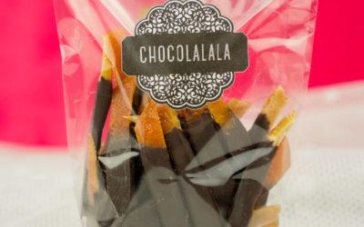 Orangettes au chocolats – 100g