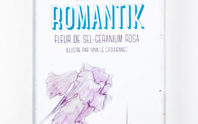 K7 Romantik fleur de sel – géranium rosat