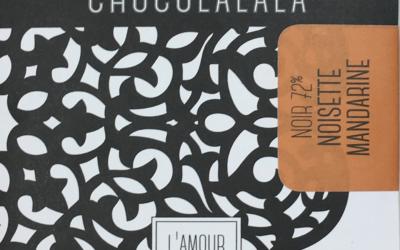 Tablette Noir 72% Noisette-Mandarine – classique et vrac